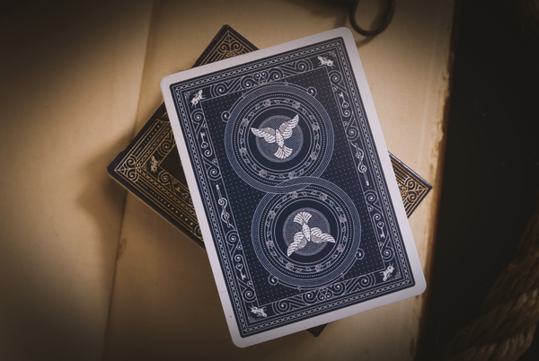 The Conjurer Playing Cards - Cards Dynasty
