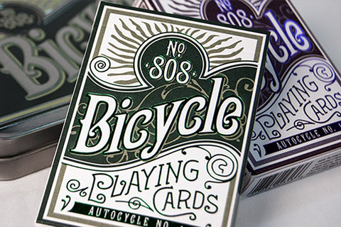 Bicycle Retro Tin - Cards Dynasty
