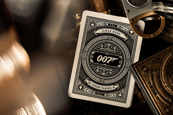 James Bond - Cards Dynasty