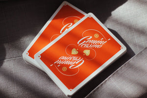 Gemini Casino 1975 Orange - Cards Dynasty
