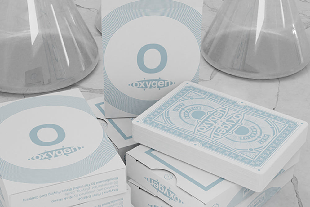 The Oxygen Deck - Cards Dynasty