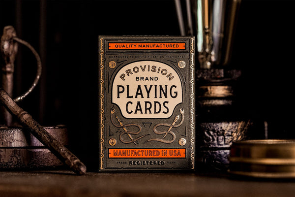 Provision - Cards Dynasty