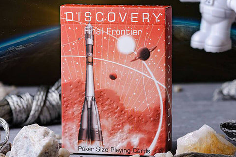 Discovery Final Frontier (Red) - Cards Dynasty