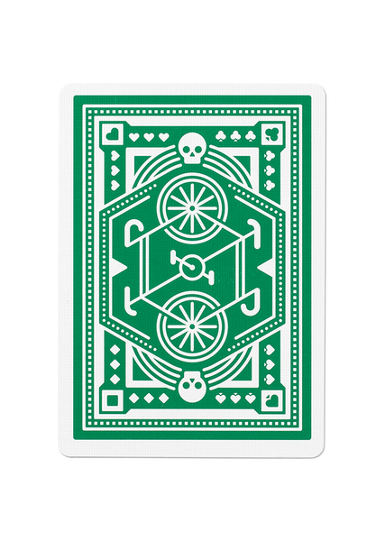 DKNG Green Wheels - Cards Dynasty