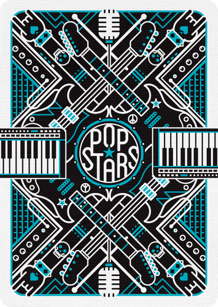 Pop Stars - Cards Dynasty