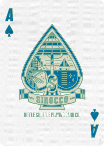 Sirocco Modern (Blue) - Cards Dynasty
