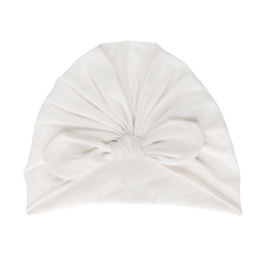 bonnet  knot coton bio bonjour little whipped cream ptites natures