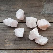 Load image into Gallery viewer, Rose Quartz Chunk