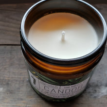"Load image into Gallery viewer, ""Candor"" Cedar, Bergamot, White Tea 8oz. Soy Candle"