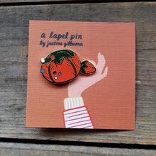 Load image into Gallery viewer, Pincushion Enamel Pin
