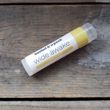 "Load image into Gallery viewer, ""Wide Awake"" Citrus Blend Lip Balm"