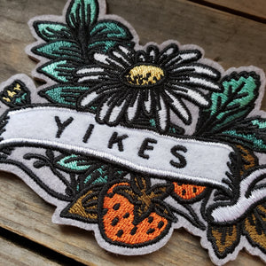 """Yikes"" Patch"
