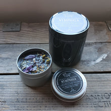 "Load image into Gallery viewer, ""Nymphaea"" Soy Spell Candle"