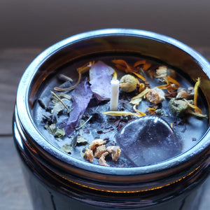 """Nymphaea"" Soy Spell Candle"