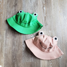 Load image into Gallery viewer, Froggy Hat