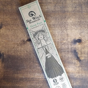 """Green Fairy""  Sweet Star Anise Incense"