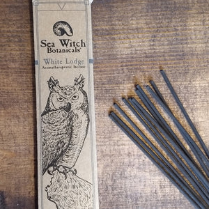 """White Lodge"" Cedarwood and Fir Incense"