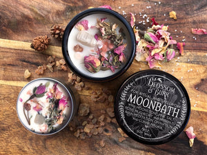 """Moonbath"" Soy Spell Candle"