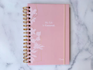 Covered Notebook