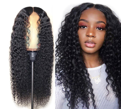 Bomb | Black Wave Mini Lace Front Wig