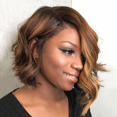 Best Short Brown Wigs