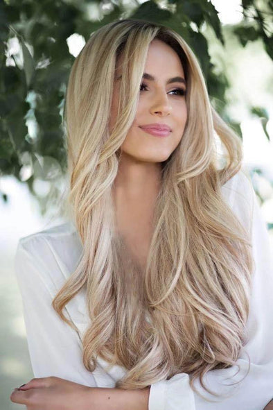 Fasinating | Long Blonde Hot Mini Lace Front Wig