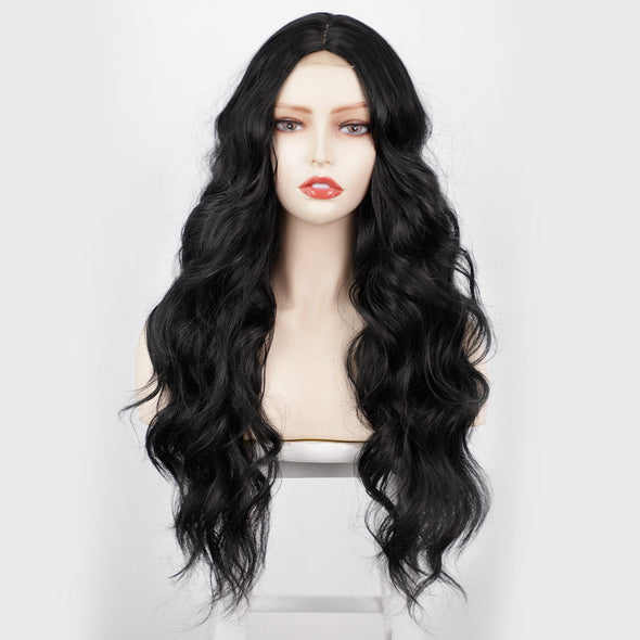 Daily Use | Wavy Long Wig Hot Wigs