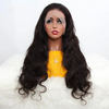150% Density Body Wave Lace Frontal Human Hair Wigs