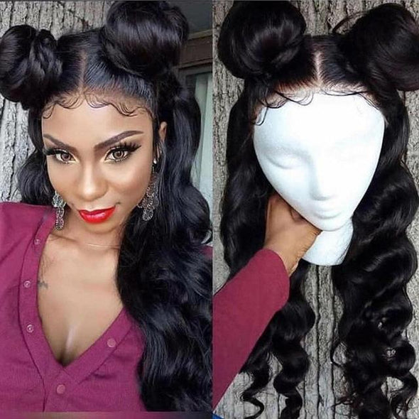 Fashion | Long Body Wave Lace Front Wigs