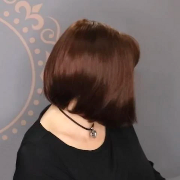 2020 Coco Brown Black BOB Wig