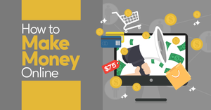 How to Make Money Online Selling Services