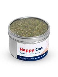 Happy Cat Catnip