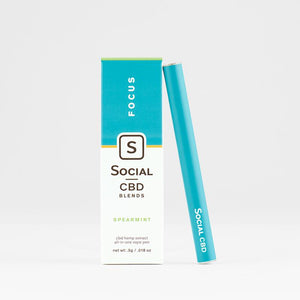 FOCUS SPEARMINT CBD VAPE PEN - CBD Oil Online Store | Shop CBD Oil, Gummies, Balm, Capsules, Disposable, CBD For Pets, CBD Lotion, CBD Vape Devices & Cartridges,  CBD Tinctures and Spray