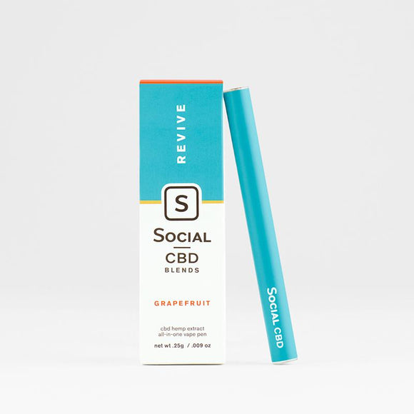 REVIVE GRAPEFRUIT CBD VAPE PEN | 250 MG - CBD Oil Online Store | Shop CBD Oil, Gummies, Balm, Capsules, Disposable, CBD For Pets, CBD Lotion, CBD Vape Devices & Cartridges,  CBD Tinctures and Spray