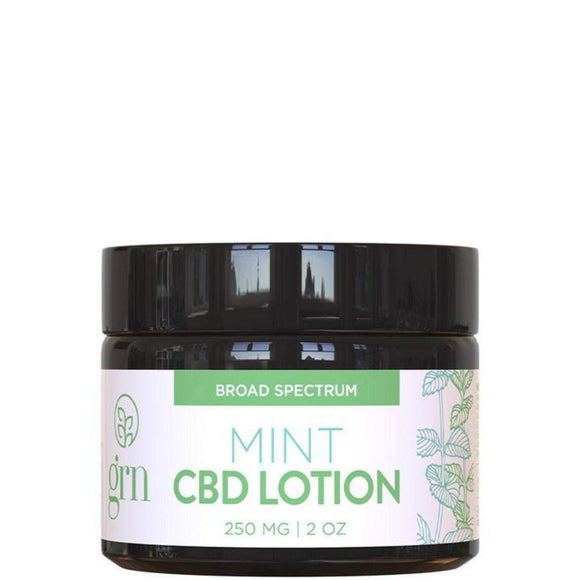 Mint CBD Infused Lotion
