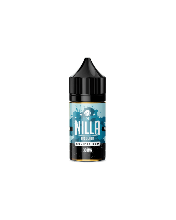 THE NILLA CBD E-LIQUID | 300 MG | 600 MG - Hemp Oil Online Store