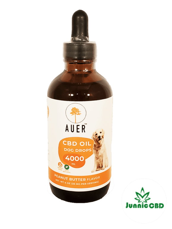 Auer Cbd Oil Dog Drops For Pets