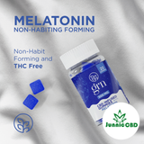 Cbd Melatonin Gummies By Grn