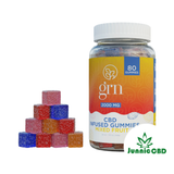 Cbd Mixed Fruit Gummies By Grn