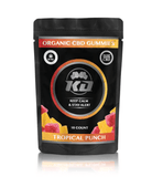 Tropical CBD Gummies by Knockout CBD - Hemp Oil Online Store