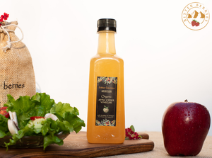 Organic Apple Cider Vinegar made from Apple Juice