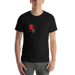 Hard Solder Hot Stuff Short-Sleeve Unisex T-Shirt