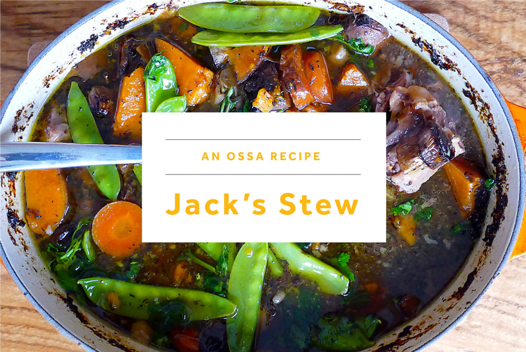 An Ossa recipe - Jack's Stew