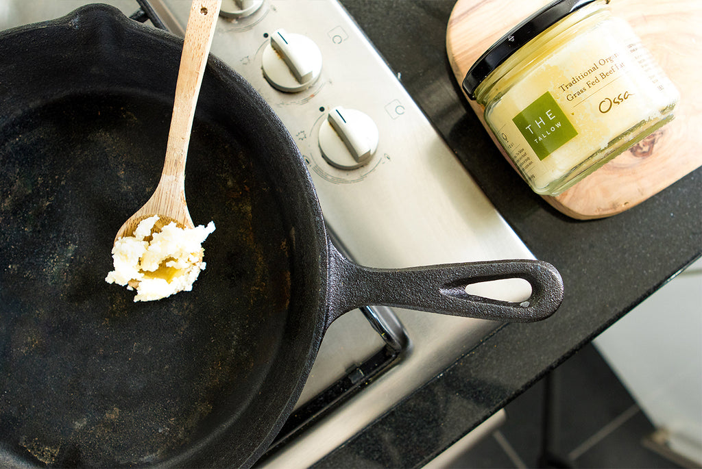 Organic Tallow - Fat not Fiction