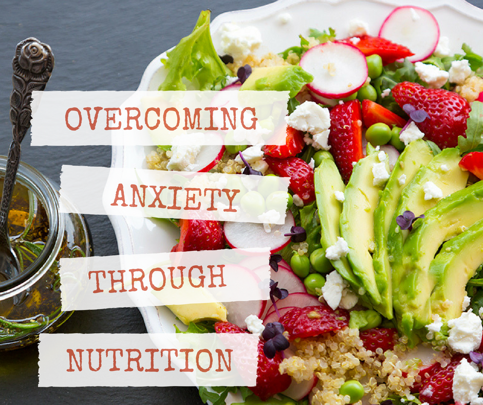 Overcoming Anxiety and Stress Through Nutrition: A talk with Sara Jackson