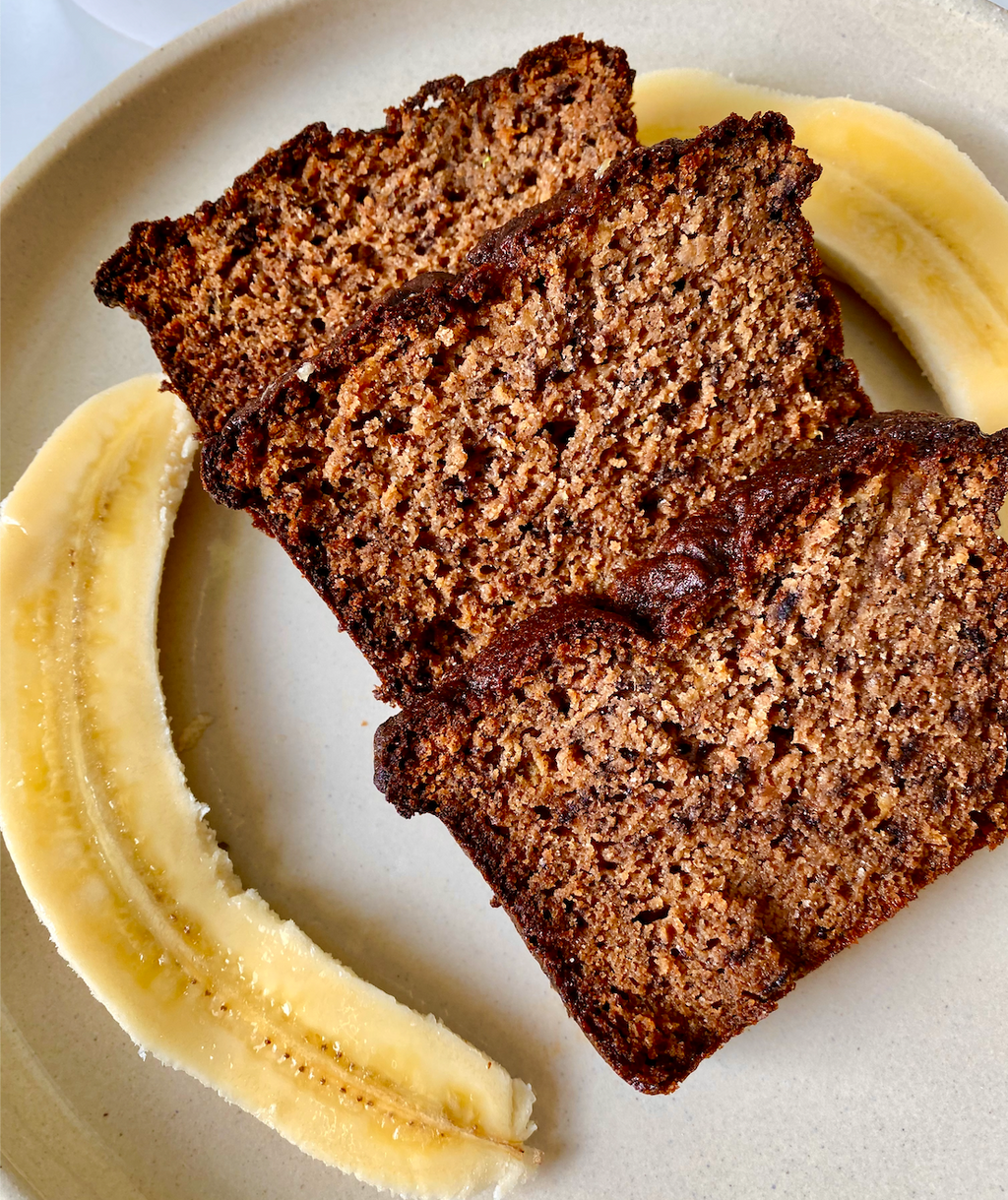 Collagen Banana Bread