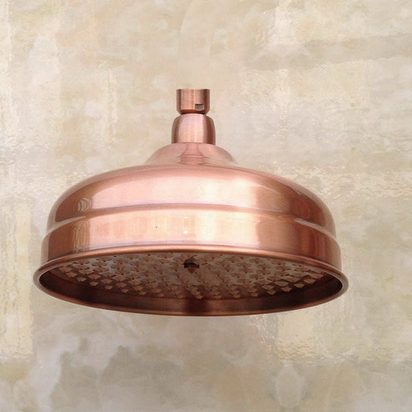 Vintage Rainfall Shower Head - Lavish Latrine