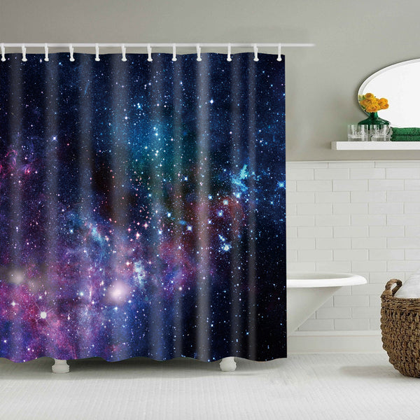 Polyester Shower Curtain - Lavish Latrine