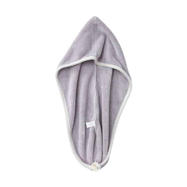 Fleece Hooded Towel - Lavish Latrine
