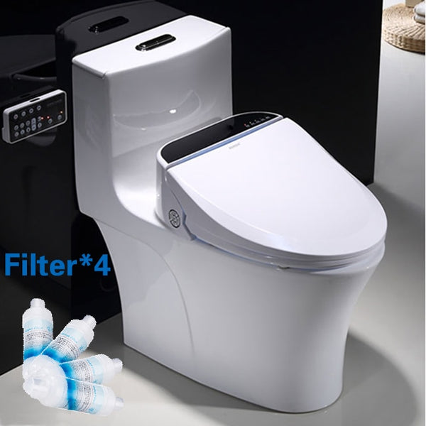 Heated Electric Bidet Toilet Seat - Lavish Latrine
